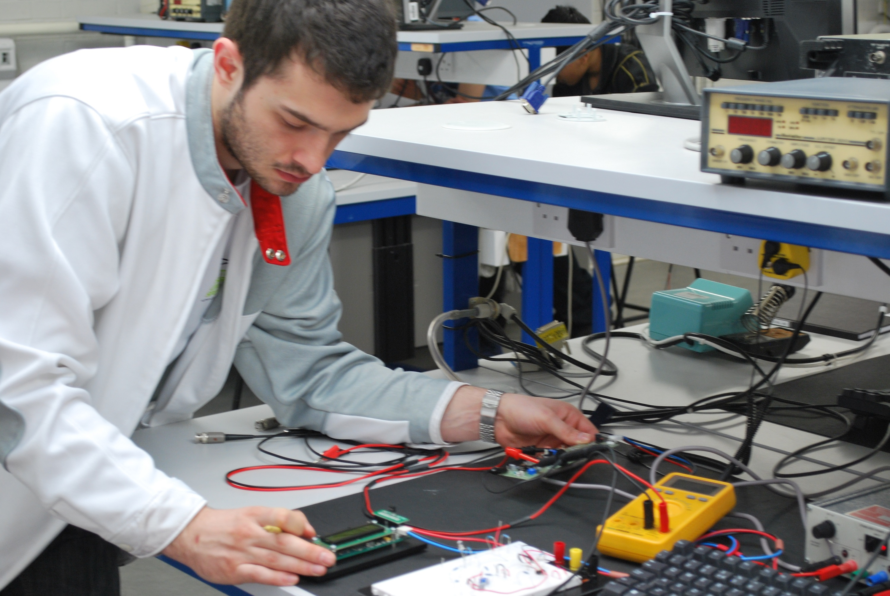 Why Study Electronics And Electrical Engineering School