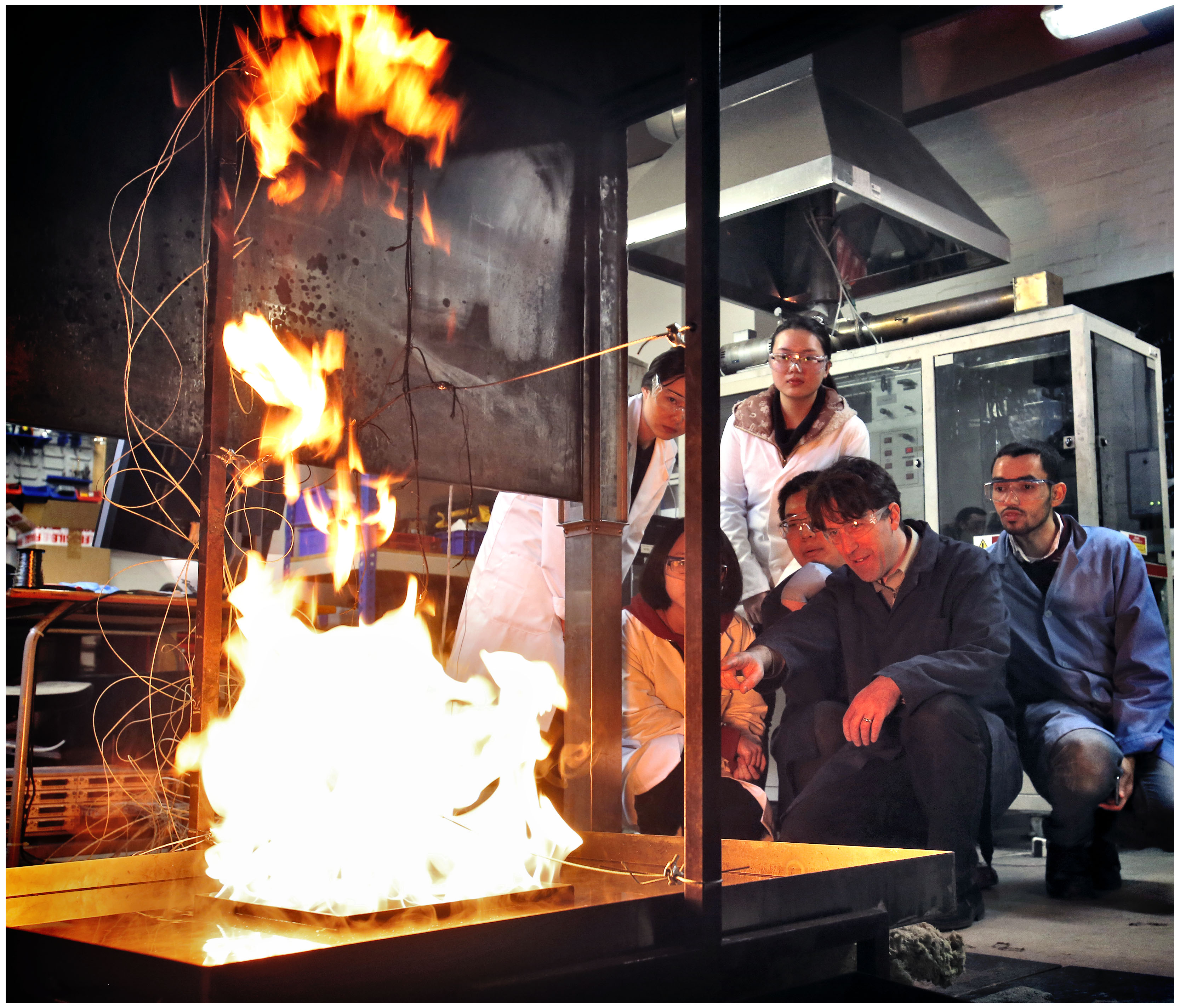 Msc structural and fire safety engineering school of