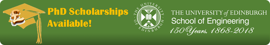 Banner with text, Engineering PhD Scholarships available in 2017