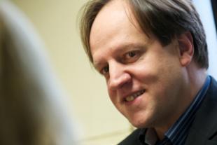 Professor Harold Haas