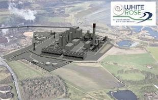 White Rose commercial-scale carbon capture and storage (CCS) electricity project