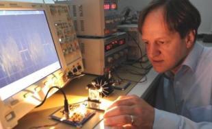 Harold Haas, Visible Light Communication (Li-Fi)
