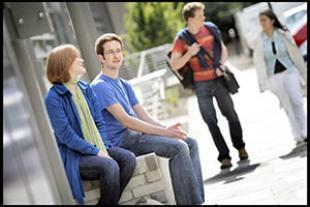 Students at the University of Edinburgh