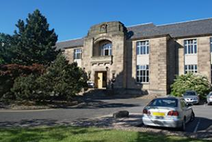 Sanderson Building, The School of Engineering