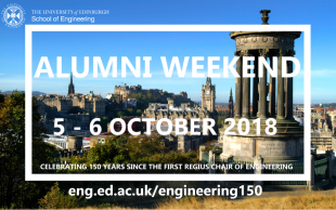 Invitation to Engineering150 Alumni Weekend