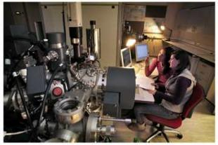 The Ion Microprobe Facility at EMMAC
