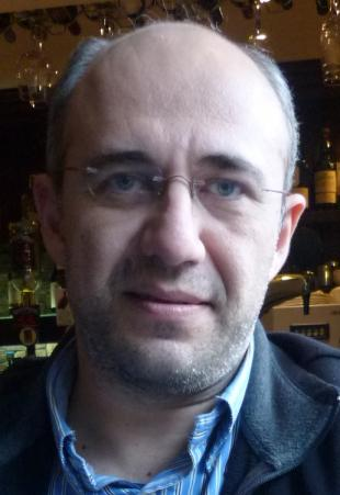 Dr Nicholas Polydorides, Head of Institute for Digital Communications