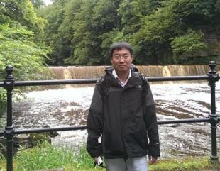 Dr. Chuan Qin - Hohai University, China