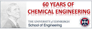 60 years of Chemical Engineering, University of Edinburgh