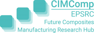 EPSRC Future Composites Manufacturing Research Hub logo