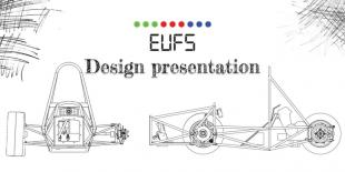 Edinburgh University Formula Student Design Presentation banner