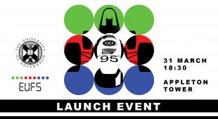 Edinburgh University Formula Student Launch Event poster