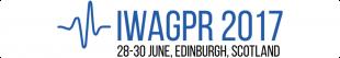 IWAGPR 2017 logo
