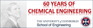 60 Years of Chemical Engineering at The University of Edinburgh