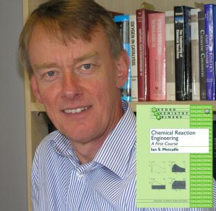 Prof. Ian Metcalfe