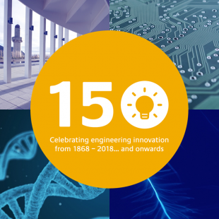 Engineering150: Celebrating engineering innovation from 1968 - 2018... and onwards