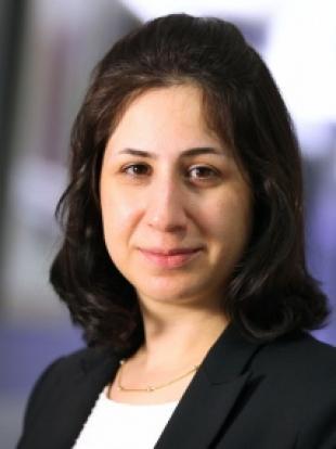 Dr Sara Ghoreishizadeh portrait