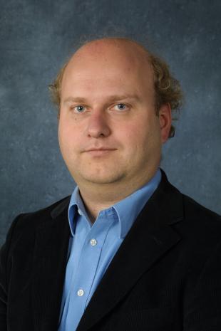 Professor Peter Spelt portrait profile picture