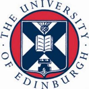 University of Edinburgh crest logo