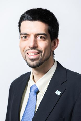 Dr Javier Escudero, School of Engineering