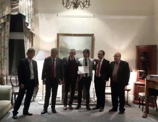 Award Ceremony, University of Glasgow, 29/11/2016
