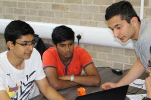Autonomous Vehicle Lab at Headstart/UKESF Summer School