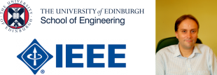 Professor John Thompson of the School of Engineering in the University of Edinburgh