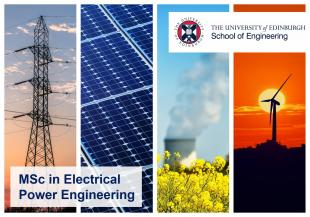 MSc in Electrical Power Engineering
