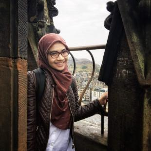 Nadira Jamil, IBioE PhD student