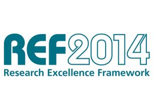 REF 2014 logo (Research Excellence Framework)