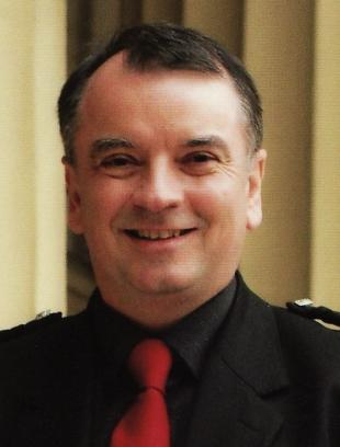 Professor Gordon Masterton, Chair of Future Infrastructure