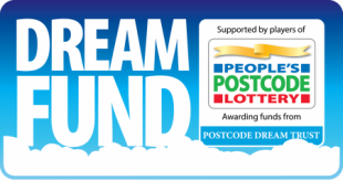People's Postcode Lottery Dream Fund logo