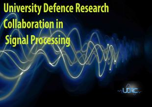 University Defence Research Collaboration in Signal Processing sign
