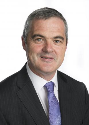 Professor Conchúr Ó Brádaigh, Head of the School of Engineering, profile photo