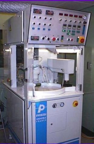 Presi Mecapol E460 polisher