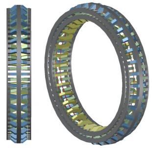Design of superconducting power generator