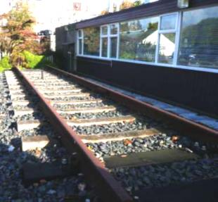Railway Engineeirng test track