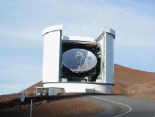James Clark Maxwell Telescope, Hawaii