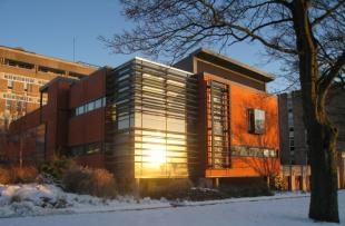 The Erskine Williamson Building of CSEC
