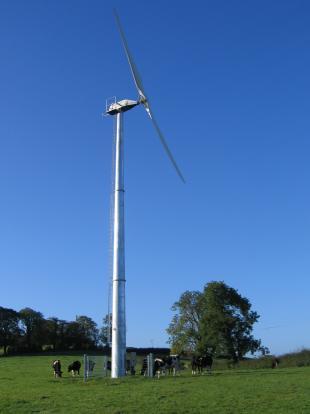 Gaia Wind Turbine