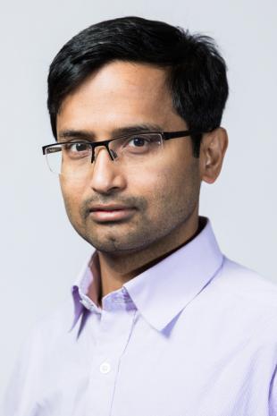 Dr Srinjoy Mitra
