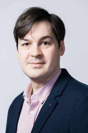 Dr David Rush