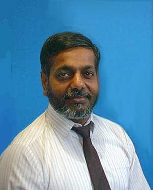 Dr David Ponniah