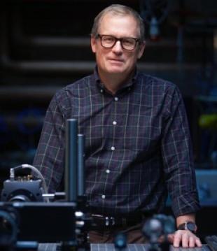 Professor Mark Linne, School of Engineering