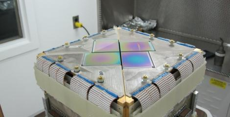 450mm SCUBA2 detector on the JCM telescope (Hawaii)