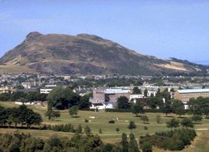 King's Buildings Campus, University of Edinburgh