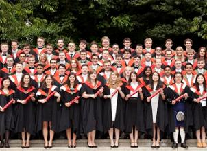 University of Edinburgh Chemical Engineering Graduates